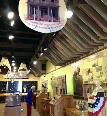 Edison Museum Beaumont, Tx