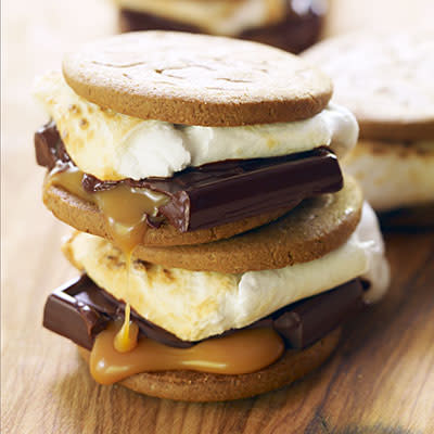 Ginger Caramel S'mores (Photo by Thomas J. Story)