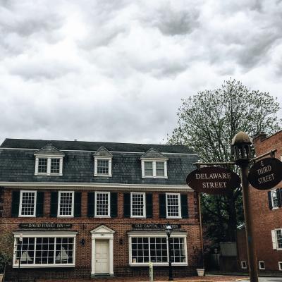 Historic New Castle, Delaware
