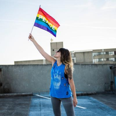 LGBT Vlogger Arielle Visits Rochester on Media Tour