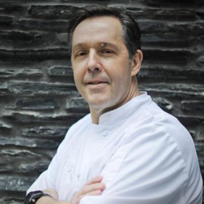 Chef Peter Kaiser