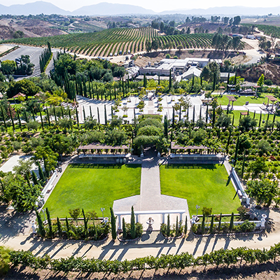 Mount Palomar Winery Meeting Location
