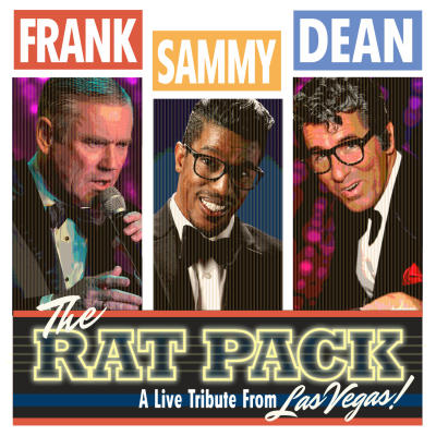 The Rat Pack PAC live event