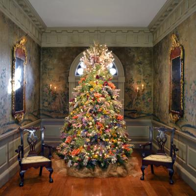 Yuletide at Winterthur Museum, Garden and Library