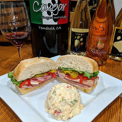Cougar Winery Classic Italian