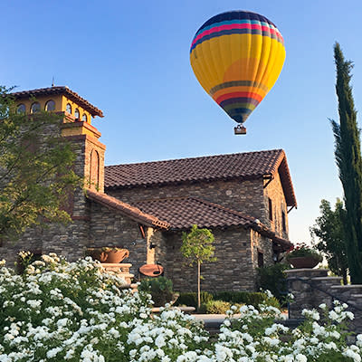 Hot Air Balloon Rides in Temecula, CA