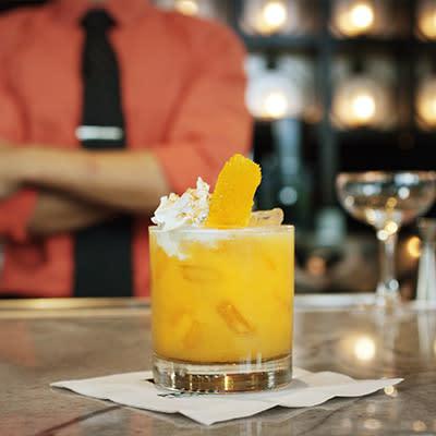 Pumpkin Spice Apple, Lobby Bar Pechanga