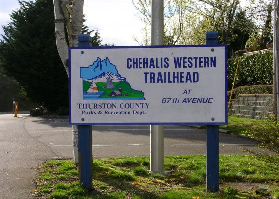 The Chehalis Western Trail