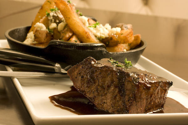 Block Cut New York Steak