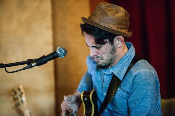 Beaumont Blues Fest Guitarist