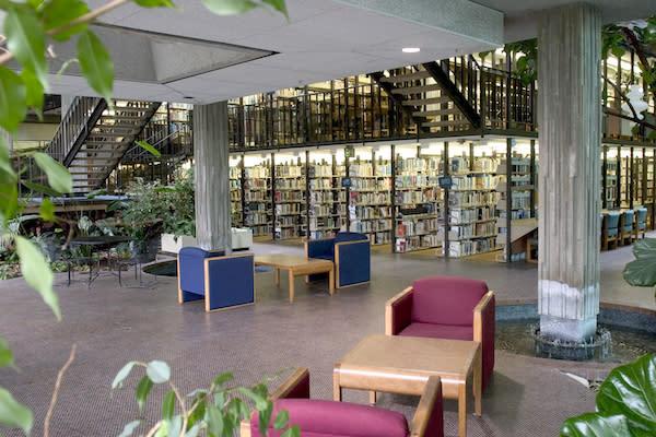 Huntington Beach Central Library