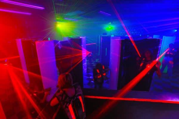 FuZion Laser Tag