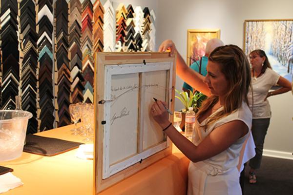 Lyora Pissarro. The Russell Collection Pissarro Exhibition, 2014.