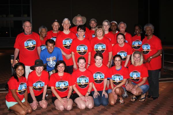 Spindletop Spin Volunteers