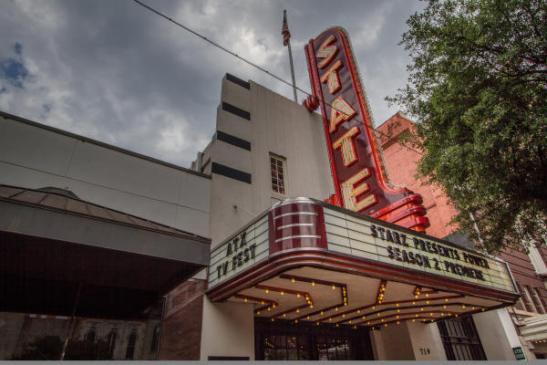 ATX Television Festival, Power screening at the Stateside Theater.