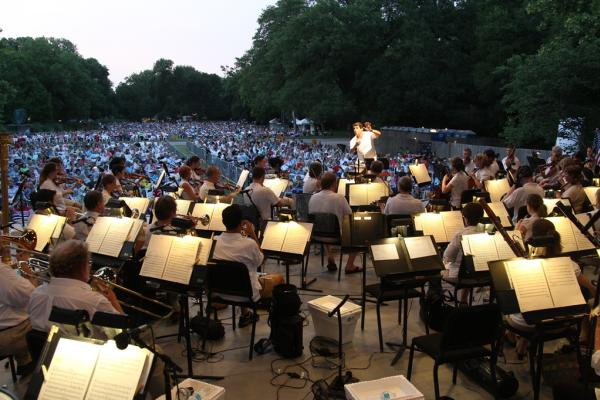 FWSO Concerts