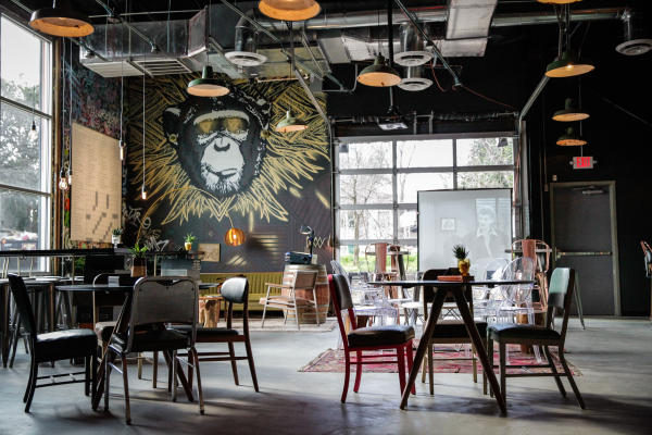 The Infinite Monkey Theorem Taproom