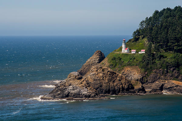 Florence Heceta Head Lighthouse