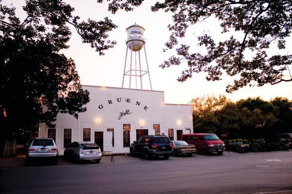 Historic Gruene Dance Hall