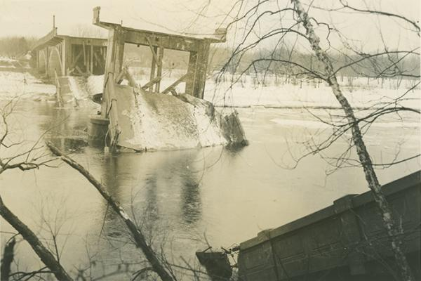 Water Street Bridge Historic