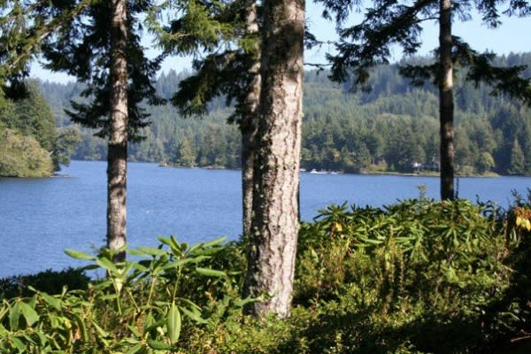 Mercer Lake by Taj Morgan