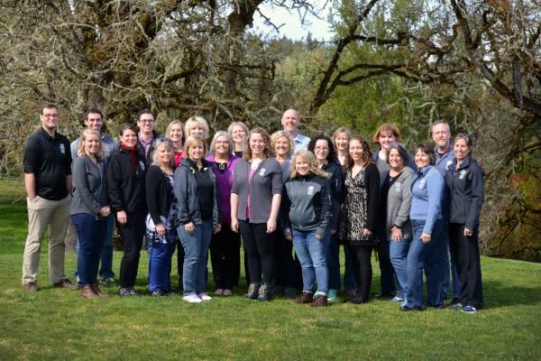 Travel Lane County Staff 2017 by Colin Morton