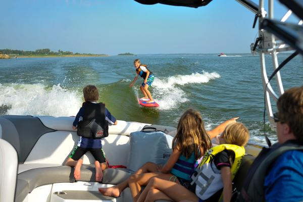 Lake Grapevine Surf