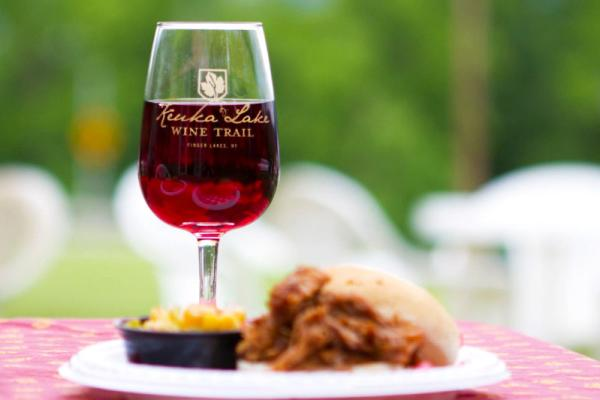 Keuka Lake Wine Trail BBQ & Wine