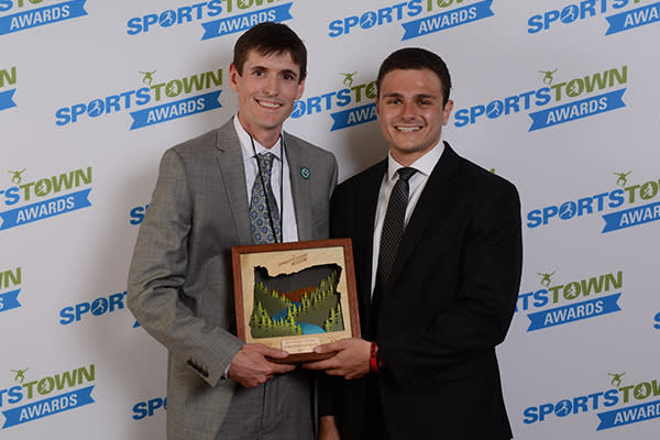 2017 SportsTown Awards Sports Promotion of the Year by Colin Morton