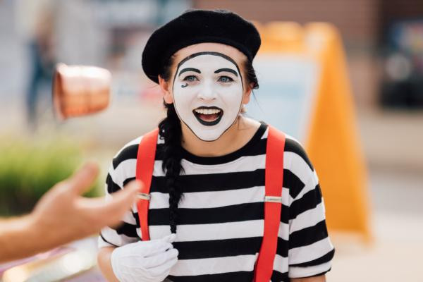 Taste of the Arts 2016 Mime
