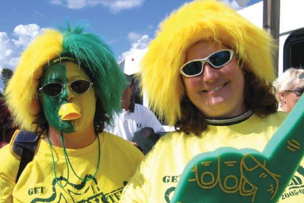 Autzen Stadium Fans by Lane Transit District