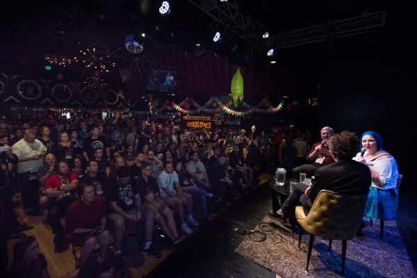 Matlin on Movies with Tim Burton at Fantastic Fest 2016