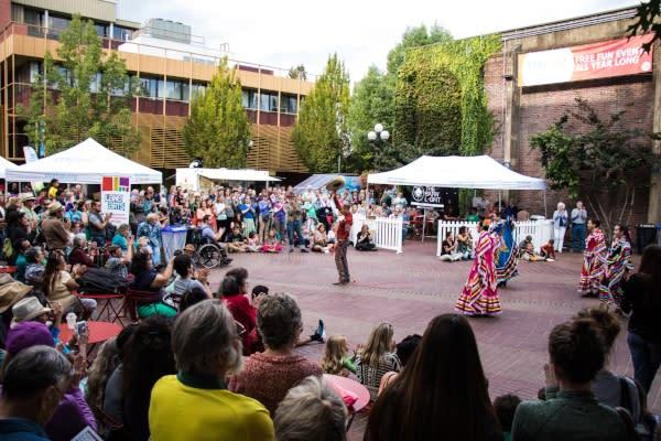 Eugene Fiesta Cultural by Ben Schorzman, City of Eugene