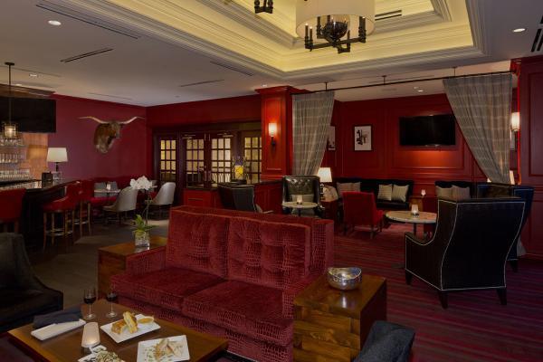 Stephen Fs Bar at InterContinental Stephen F Austin Hotel