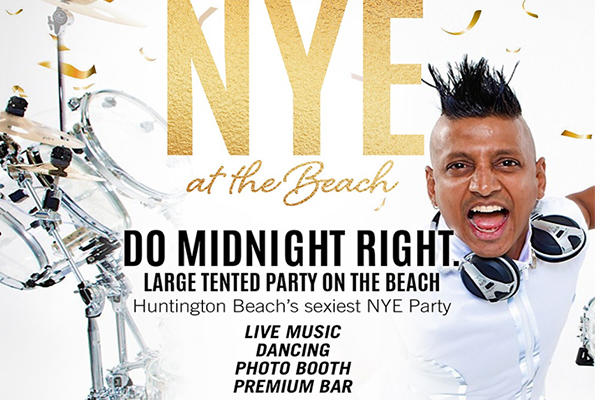 Things to do in Huntington Beach on New Years Eve