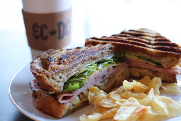 ECDC lunch
