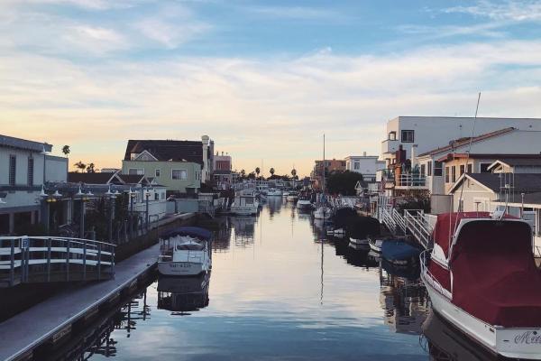Huntington Beach Harbour
