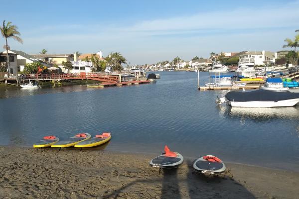 Huntington Beach Harbour Boat Rentals