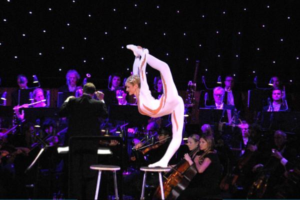 Cirque Goes to the Cinema - Fort Wayne Philharmonic - Fort Wayne, Indiana