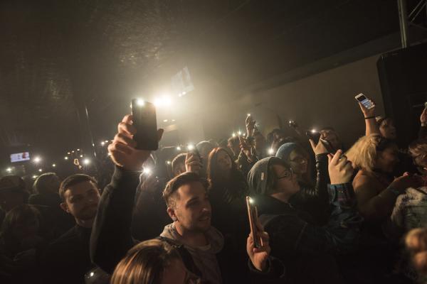 Light Up Eau Claire 2018
