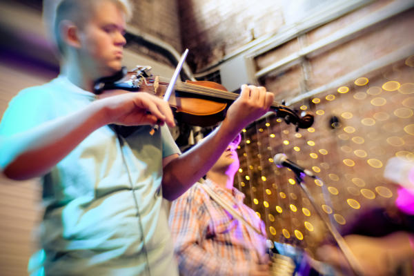 Fiddle/Violin Musician in Lake Charles