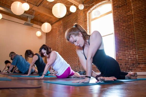 Carolina yoga Co / Hillsborough