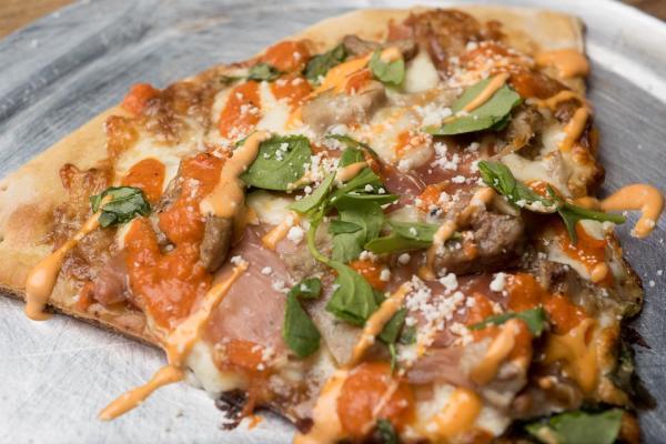 Ham'pton Pizza | Sloppy's Downtown Lake Charles