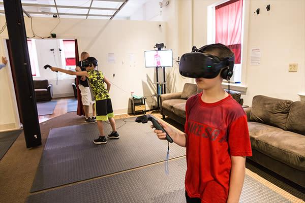 Base Station VR