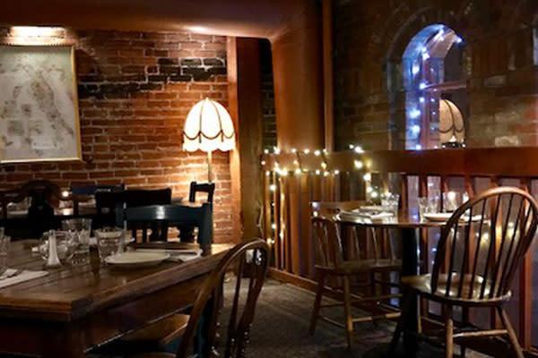 Ambrosia Restaurant by Jessica Shefferman