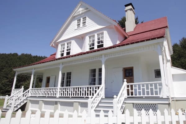 Heceta Head Lighthouse B&B Still by Attic Media