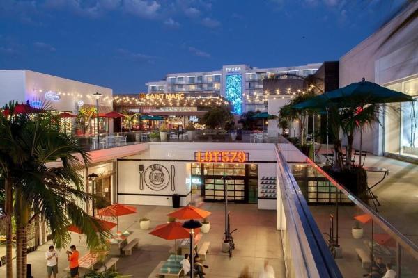 Huntington Beach Pacific City