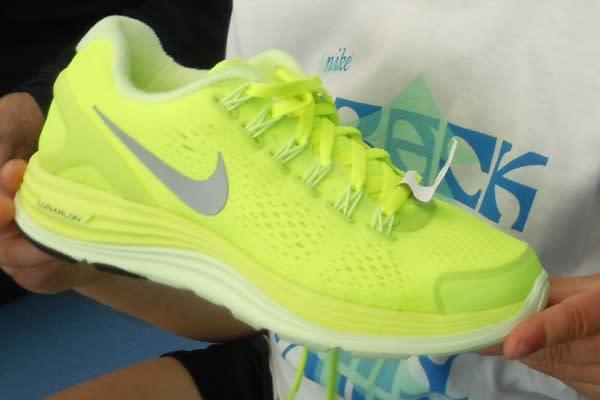 Nike Shoe by Lisa Lawton