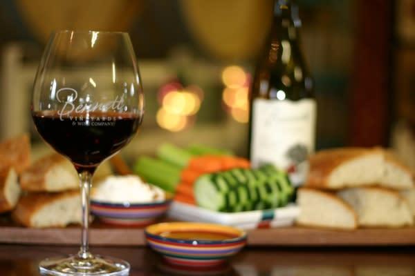 Bennett Vineyards Food & Wine
