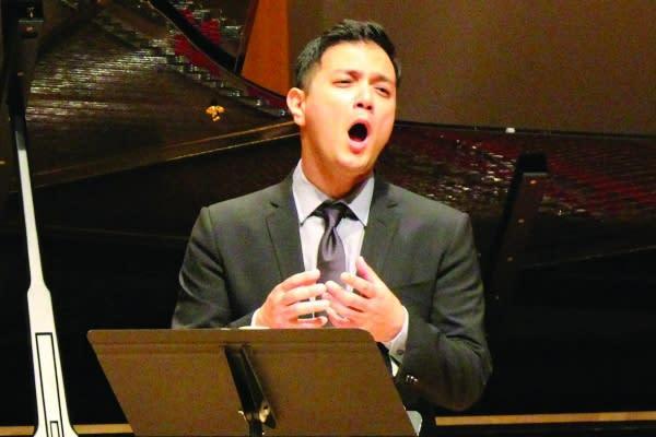 Oregon Bach Festival Nicholas Phan by OBF